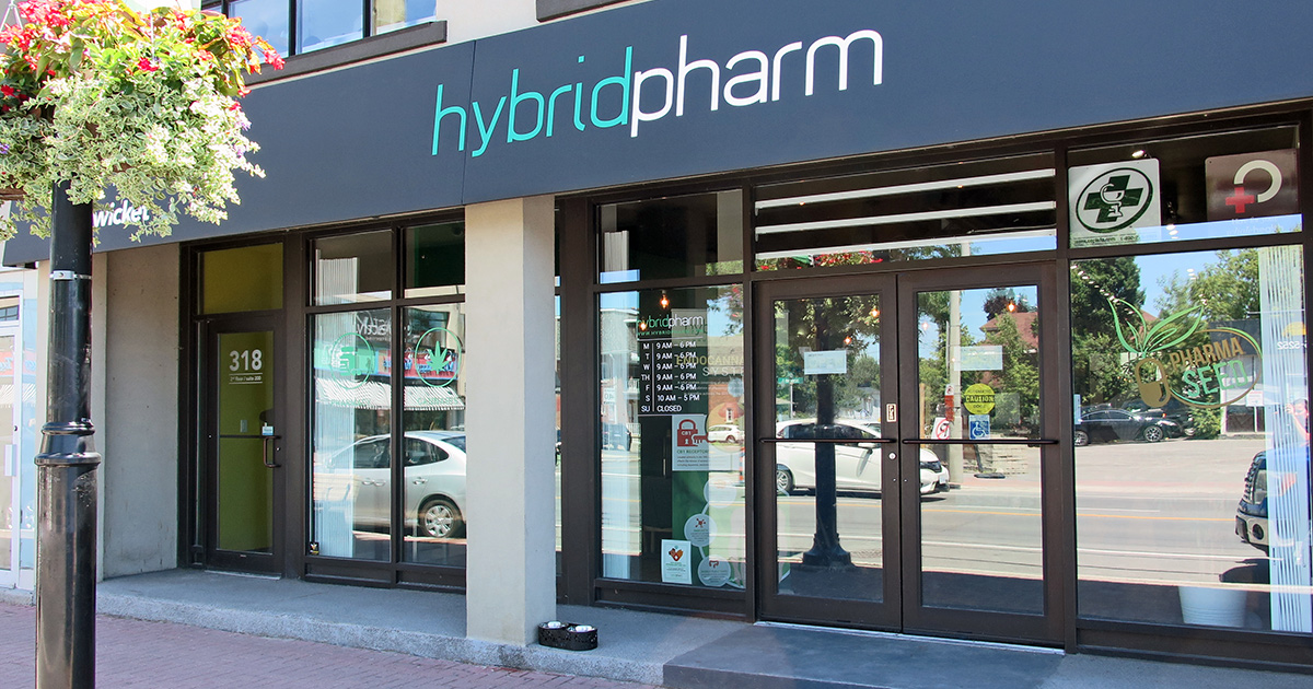 Canada's first brick and mortar cannabis pharmacy to begin providing cannabis soon