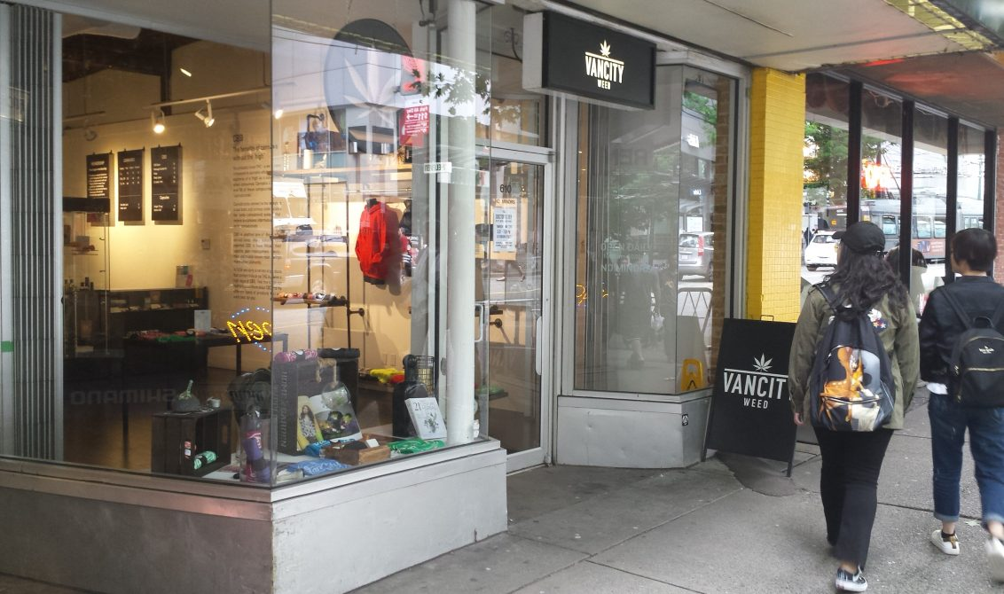 Legacy retailers in BC transitioning to the legal market