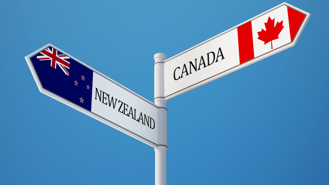 Comparing cannabis legalization in Canada and New Zealand