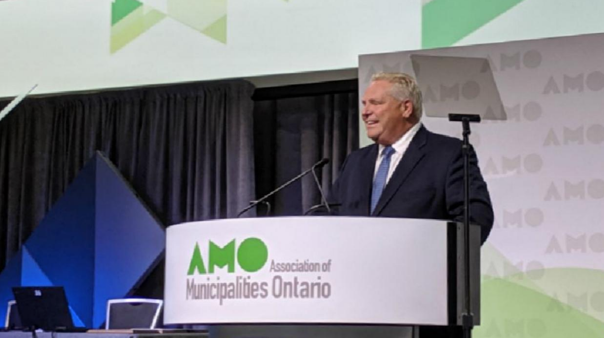 Association of Ontario Municipalities calls for renewing tax sharing agreement with province