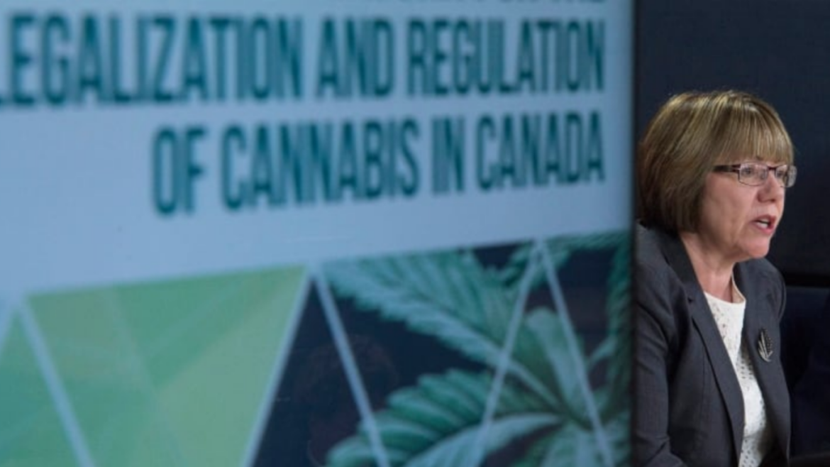 Anne McLellan, Task Force Chair on Cannabis Legalization and Regulation, on two years of legal cannabis in Canada