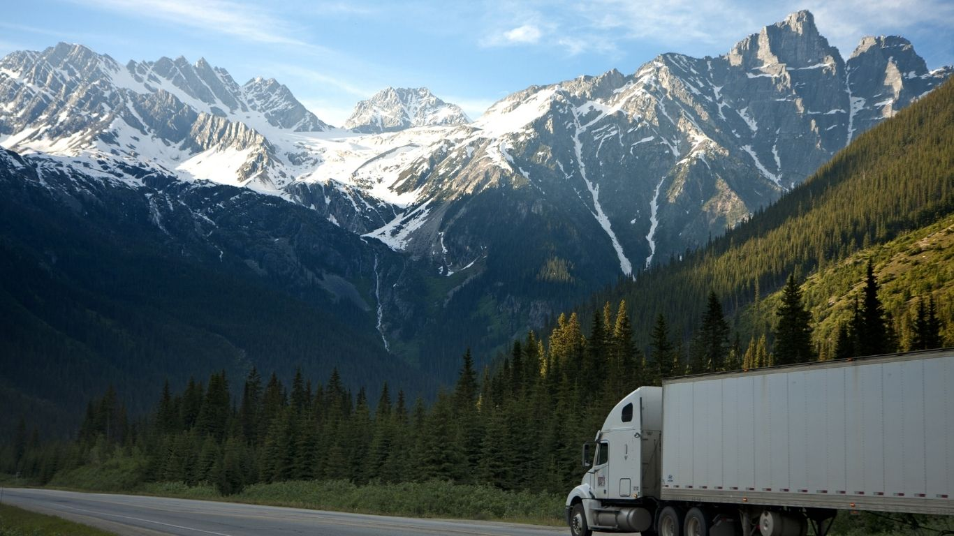 Accident on a highway in Northern BC contained shipment of medical cannabis