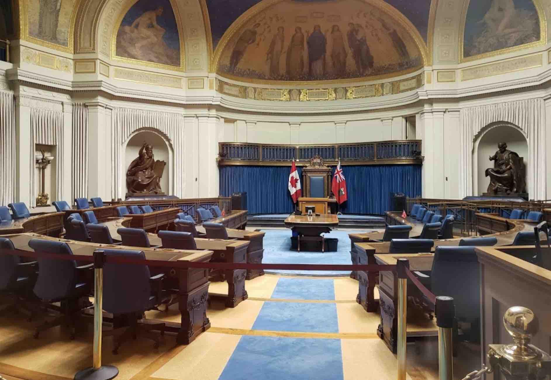 Affidavits filed in Manitoba home grow court challenge