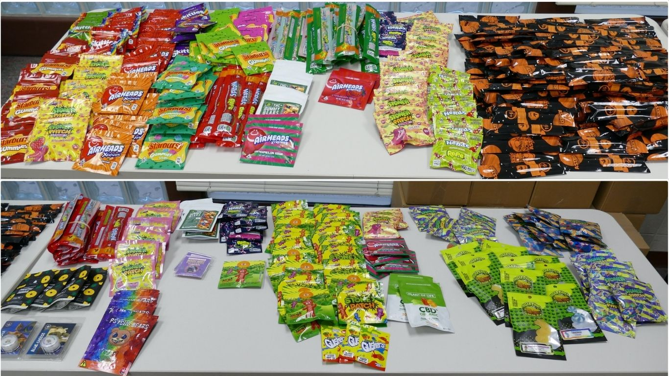 Ontario police seize cannabis products from Markham convenience store, charge owner and employee