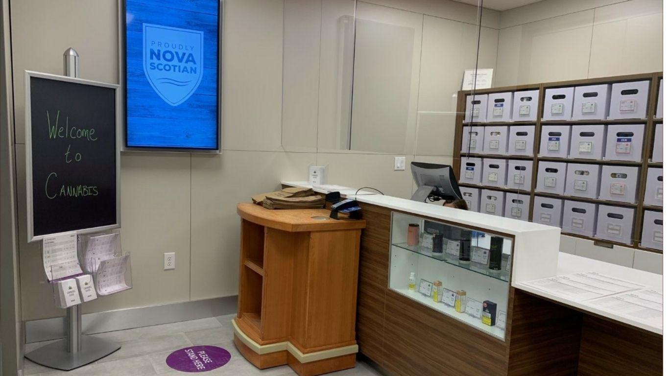 Six new cannabis stores coming to Nova Scotia