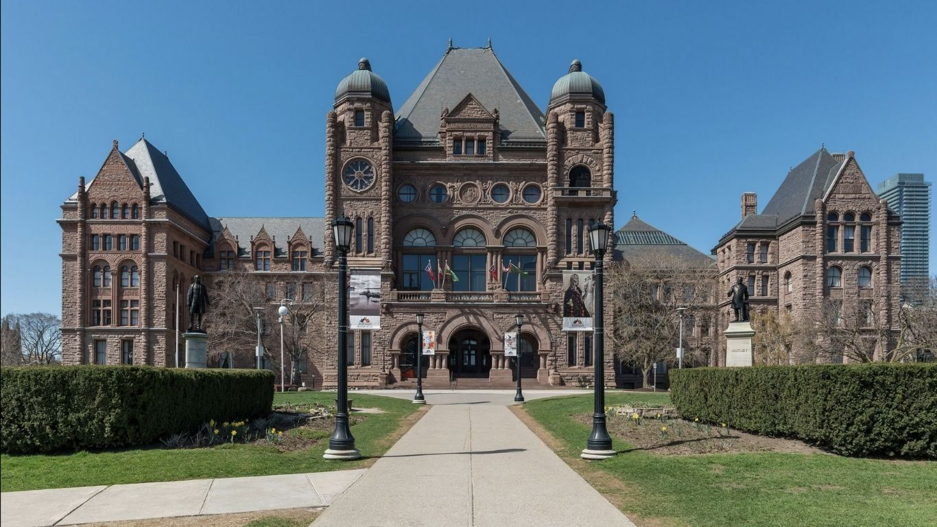 Ontario projects nearly $420 million in revenue, taxes from cannabis in 2021