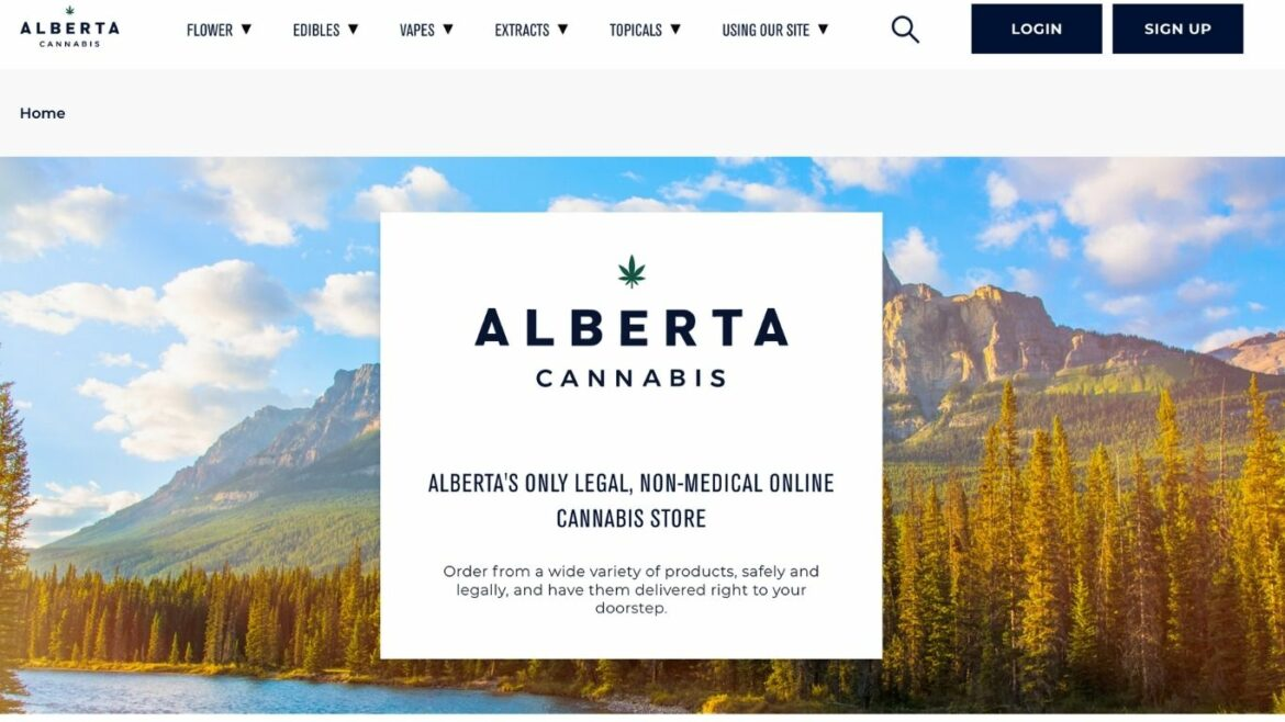 AGLC questioned over 420 promotion on their website