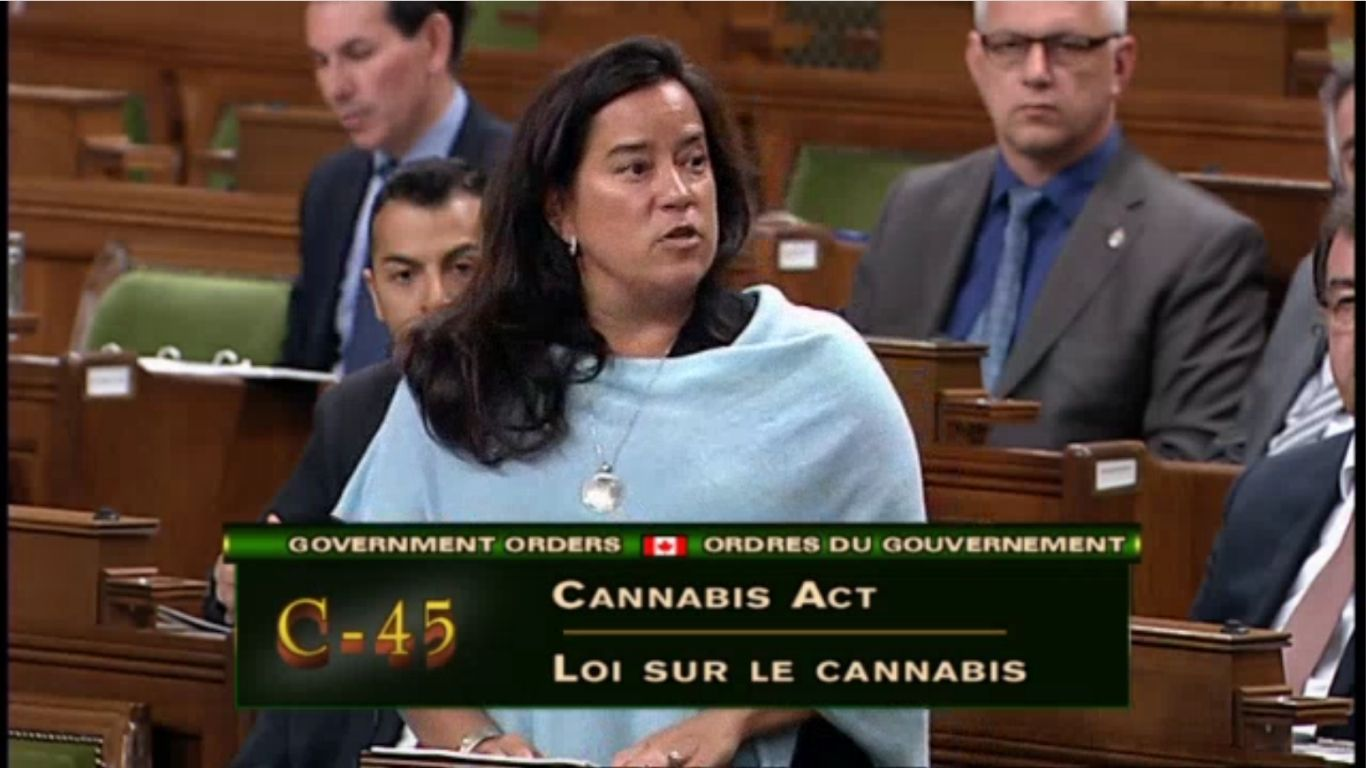 Reflecting on Bill C-45, the Cannabis Act