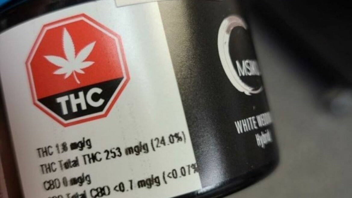 AtlantiCann recalls one lot of dried cannabis due to labelling error