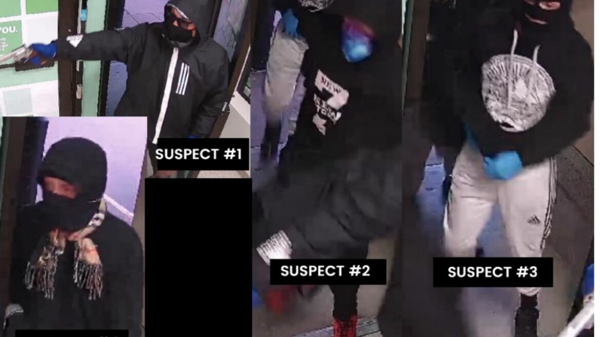 Police in Calgary seek assistance to identify cannabis store robbery suspects