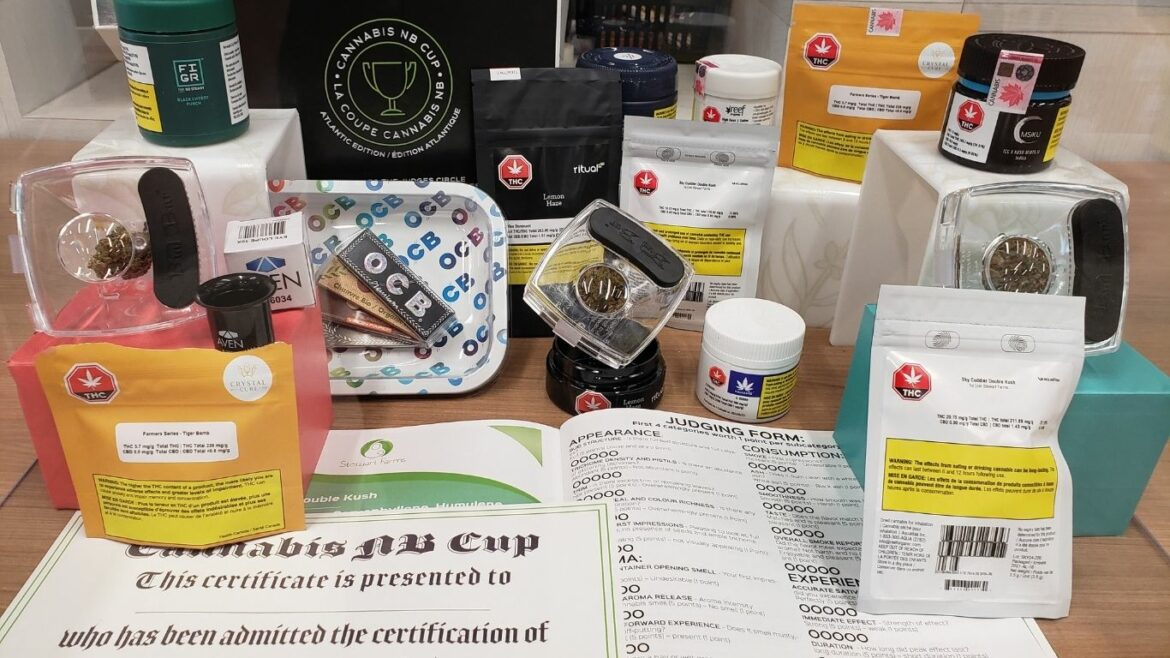 """New Brunswick launches first annual """"Cannabis NB Cup"""""""