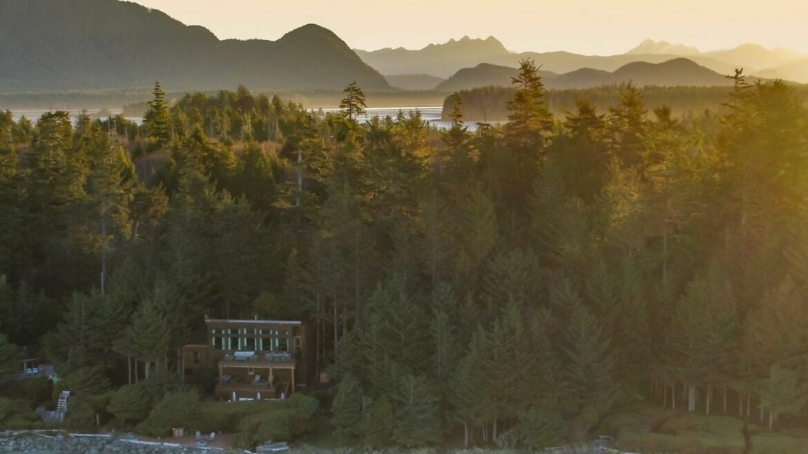 Trudeau's Tofino beach house connected to cannabis payment processor
